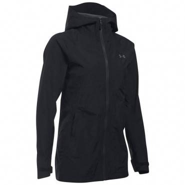 Куртка беговая Under Armour Hurakan GoreTex PacLite Jacket (женская)