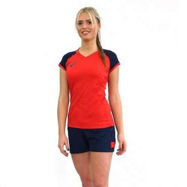 Форма волейбольная Asics Woman Volleyball Cap Sleeve Set (женская)
