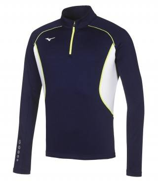 Рубашка беговая Mizuno Premium Jpn Warmer Top