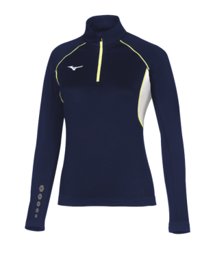 Рубашка беговая Mizuno Premium Jpn Warmer Top (женская)
