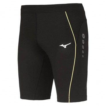 Тайтсы беговые Mizuno Premium Jpn Mid Tight