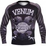 Рашгард Venum Black Eagle Fedor Signature