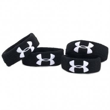 "Браслеты Under Armour UA 1"" Performance Wristband 4-Pack"