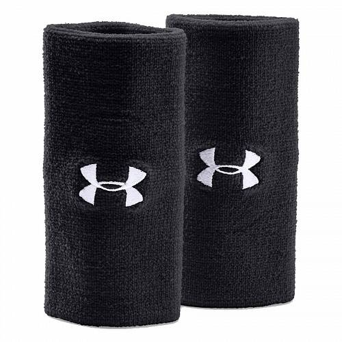 "Напульсники Under Armour 6"" UA Performance Wristband 2-Pack"