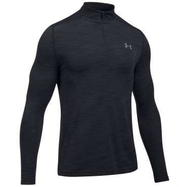 Рубашка беговая Under Armour UA Threadborne Seamless 1/4 Zip