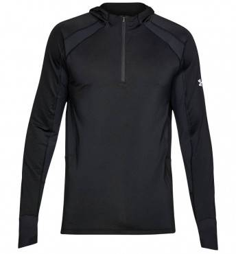 Рубашка беговая Under Armour ColdGear Reactor Zip