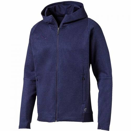 Толстовка Puma Final Casuals Hooded Jacket
