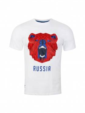 Футболка Umbro Russia 2018 Geo Graphic Tee