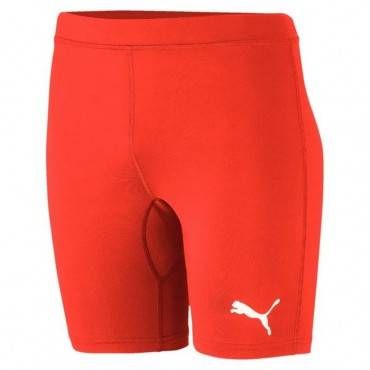 Тайтсы беговые Puma Liga Baselayer Short Tight