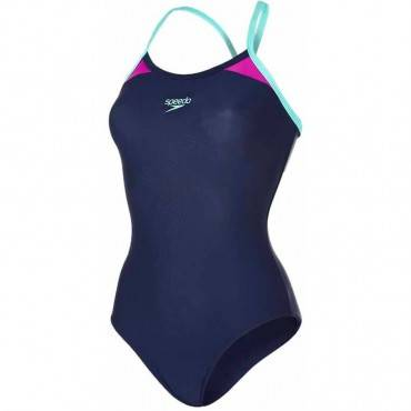 Купальник Speedo Splice Thinstrap Racerback (женский)