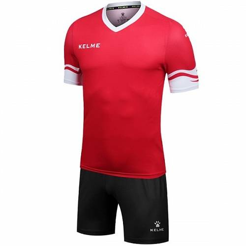 Форма футбольная Kelme Short Sleeve Football Set 2017