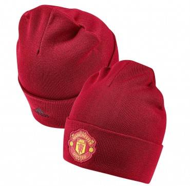Шапка Adidas Manchester United Home Beanie