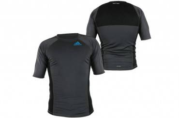Рашгард Adidas Grapping Rashguard Short Sleeve