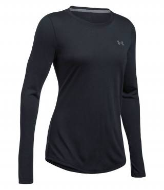 Рубашка беговая Under Armour Threadborne Train Ls (женская)