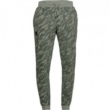 Брюки спортивные Under Armour Rival Fleece Camo Joggers