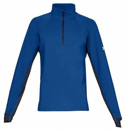 Рубашка беговая Under Armour ColdGear Reactor 1/2 Zip