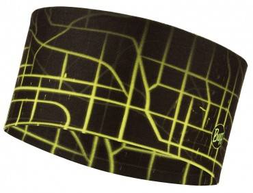 Повязка на голову Buff Headband Extent Black