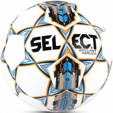 Мяч футбольный Select Brillant Replica 2017 a02b34116d814