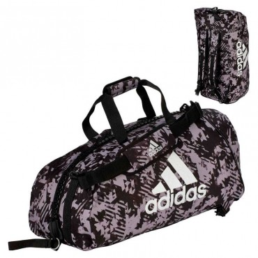 Сумка спортивная Adidas Training 2 in 1 Camo Bag Combat Sport S