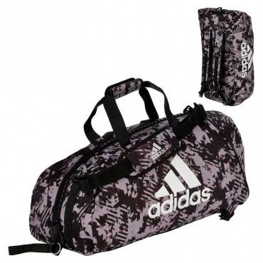 Сумка спортивная Adidas Training 2 in 1 Camo Bag Combat Sport L