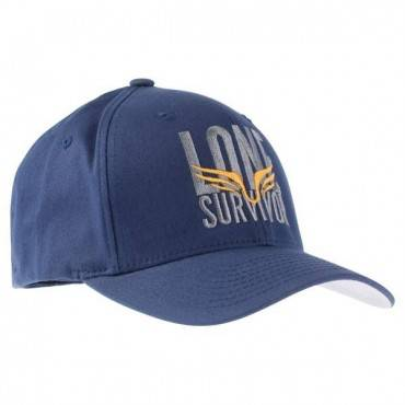 Бейсболка Clinch Gear Lone Survivor Fitted Hat