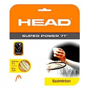 Струна для ракетки Head Super Power 71