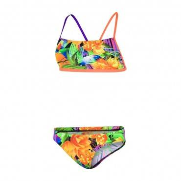 Купальник Speedo Funk Burst 2 Piece Crossback (женский)