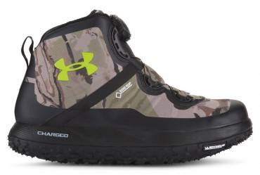 Ботинки туристические Under Armour Fat Tire GoreTex Hiking Boots