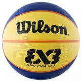 Мяч баскетбольный Wilson FIBA 3x3 Mini Rubber Basketball