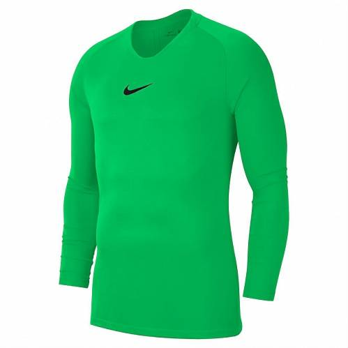 Терморубашка Nike Dry Park First Layer Long Sleeve Shirt, AV2609-010, черный цвет, XL размер