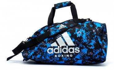 Сумка спортивная Adidas Training 2 in 1 Camo Bag Boxing L