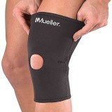 Бандаж на колено Mueller Neoprene Knee Sleeve (Open Patella)