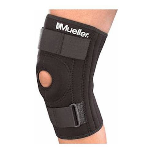 Бандаж на колено Mueller Patella Stabilizer Knee Brace with Universal Buttress черный - - 2313