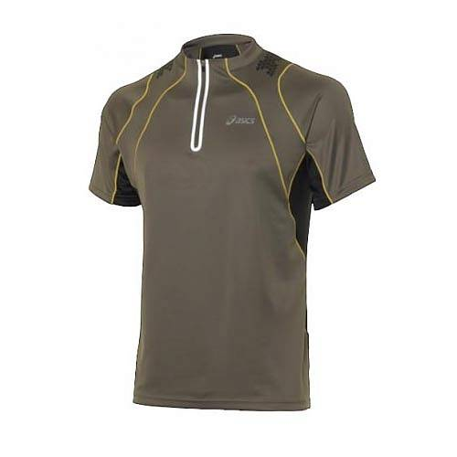 Рубашка беговая Asics L2 Men's 1/2 Zip Trail Jersey