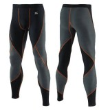 Тайтсы Mizuno Breath Thermo Jacquard Virtual Body Long Tight