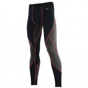 Тайтсы беговые Mizuno BT Jacquard Virtual Body Long Tight AW11