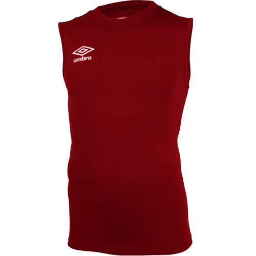 Термомайка Umbro FW Crew base layer красный - - 697786