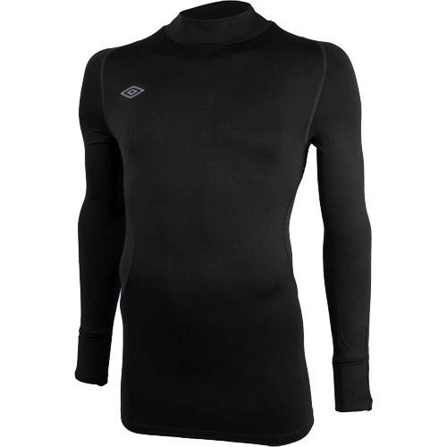 Терморубашка Umbro Crew Base layer cold черный - - 61473U