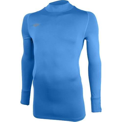 Терморубашка Umbro Crew Base layer cold голубой - - 61473U