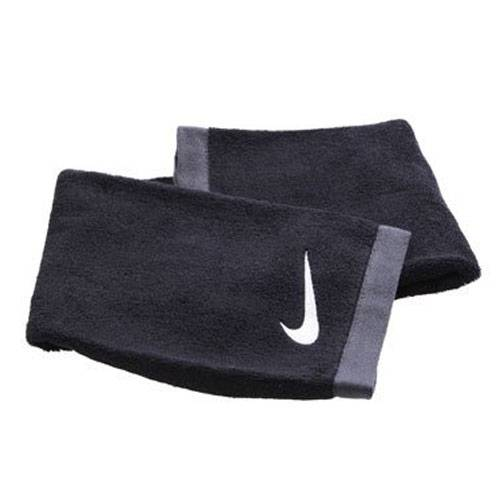 Полотенце Nike Fundamental towel черный - белый NET17