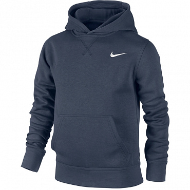 Толстовка Nike 76 Brushed Fleece Pullover Hoody (детская)