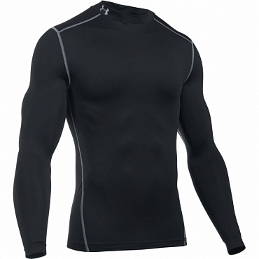 Рубашка компрессионная Under Armour ColdGear Armour Compression Mock LS Top